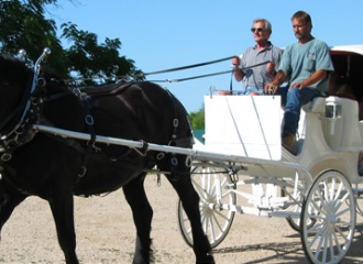 carriage header